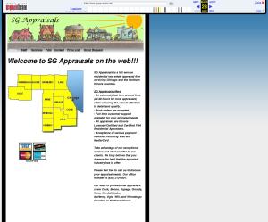 SG Appraisals 2009