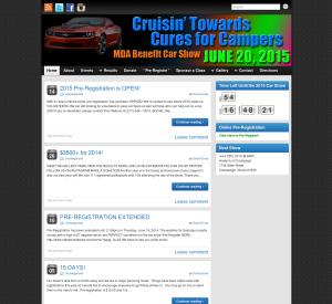 MDA Benefit Show 2015