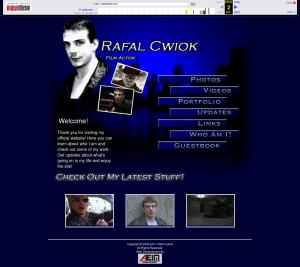 Rafal Cwiok 2011