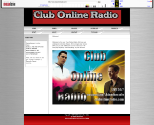 Club Online Radio 2008